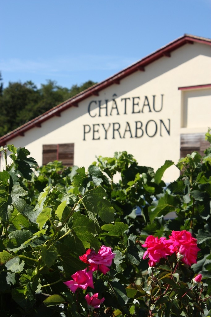 Congratulating World's Best Sommelier Paolo Basso with Chateau Peyrabon