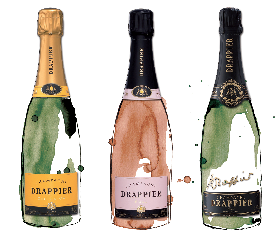 Champagne Drappier: Quality & Daring