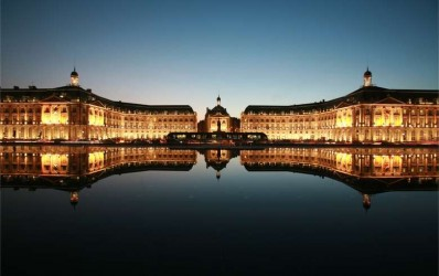 Place de Bourse, heart of Place de Bordeaux en primeur