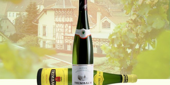 Maison Trimbach – A classic from Alsace