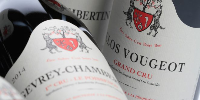 Domaine Geantet-Pansiot – the elite wines of Burgundy