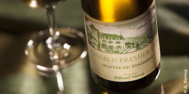 Domaine Billaud-Simon, fine wines from Chablis