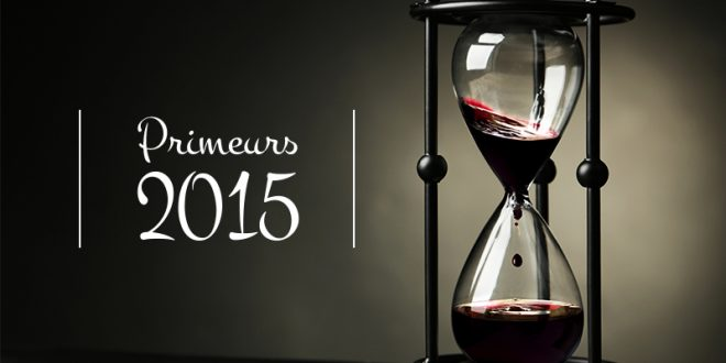 The Primeurs Panorama 2015: 1 year anniversary is almost here!