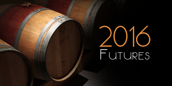 Wine Futures/Primeurs Alerts – Be one of the first to receive notifications about 2016 releases