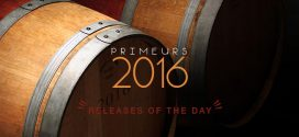 Primeurs 2016 | Releases of 23/05/2017