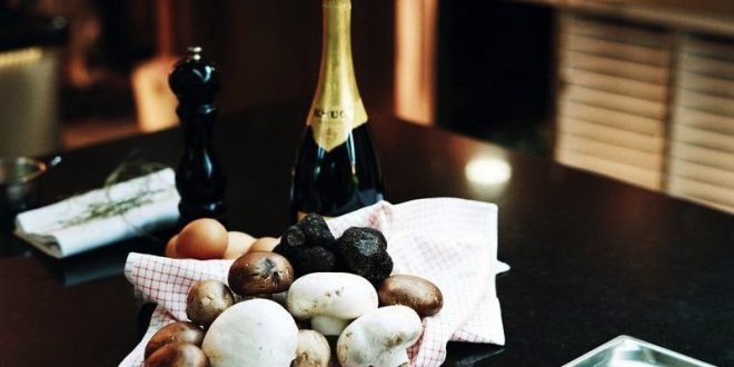 Mois Krug 2017 | A Legendary Champagne and the Mysterious Mushroom