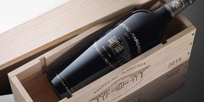 Chateau Margaux 2015 : A Tribute to Paul Pontallier