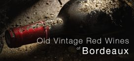 Old Vintage Red Wines of Bordeaux