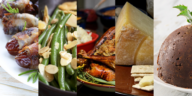 The Perfect Pairings to Your Holiday Menu
